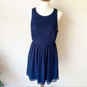 🎀Blue Speekless dress